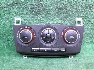 Блок управления климатконтроля на Mazda Axela BK5P ZY-VE