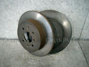 Тормозной диск на Honda Civic ES3 D17A