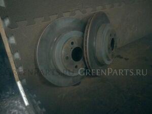 Тормозной диск на Subaru Legacy BP5 EJ20X