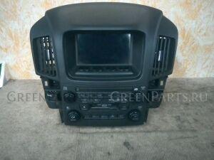 Автомагнитофон на Toyota Harrier ACU15W 2AZ-FE