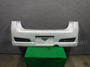 Бампер на Subaru Stella RN2