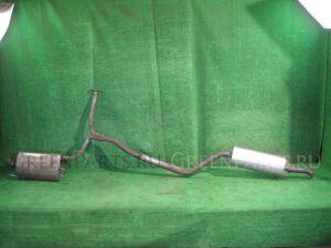 Глушитель на Honda Odyssey RB1 K24A