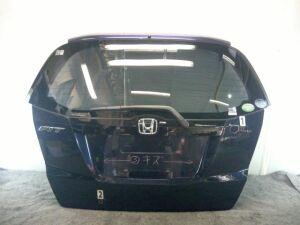 Дверь задняя на Honda Fit GE6 L13A-416