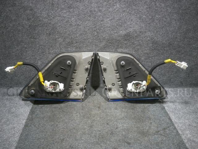 Стоп-планка на Toyota Crown GWS204 2GR-FSE