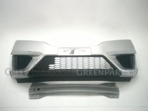 Бампер на Honda Fit GK3 L13B-101