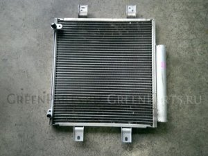 Радиатор кондиционера на Toyota Passo KGC30 1KR-FE