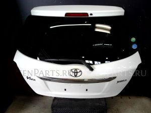 Дверь задняя на Toyota Vitz NSP130 1NR-FE