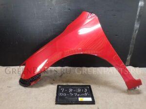 Крыло переднее на Toyota Corolla Fielder NZE144G 1NZ-FE
