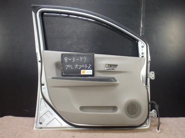 Дверь боковая на Subaru PLEO PLUS LA310F KF-VE