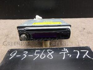 Автомагнитофон на Subaru Dex M411F K3-VE
