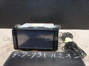 Автомагнитофон на Toyota Corolla Rumion ZRE152N 2ZR-FE