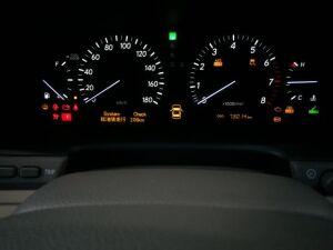 Спидометр на Toyota Celsior UCF31 3UZ-FE