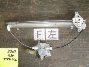 Стеклоподъемный механизм на Nissan Presage U30