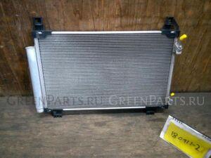Радиатор кондиционера на Toyota Vitz NSP135 1NR-FE