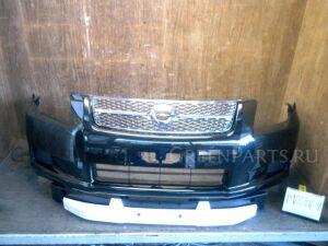 Бампер на Toyota Corolla Fielder ZRE142G 2ZR-FE