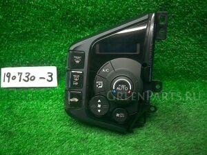 Блок управления климатконтроля на Honda CR-Z ZF1 LEAMF6-100
