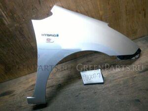 Крыло переднее на Toyota Prius NHW20 1NZ-FXE