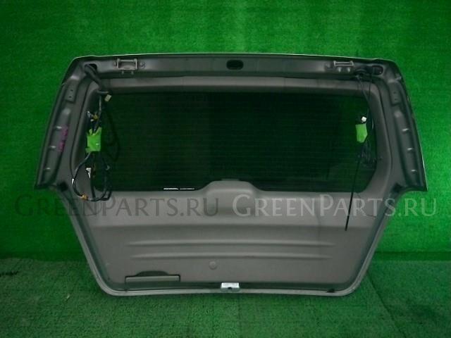 Дверь задняя на Subaru Forester SG5 EJ203