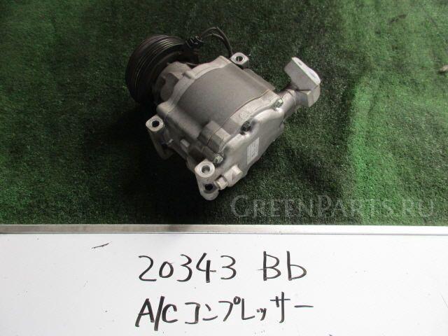 Компрессор кондиционера на Toyota Bb QNC20 K3VE