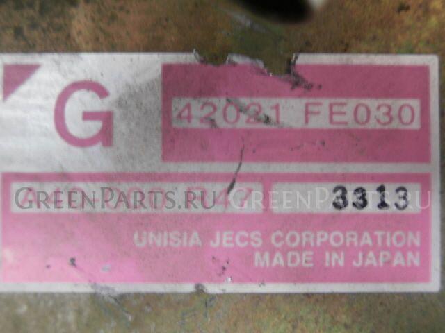 Бензонасос на Subaru Forester SG5 EJ202