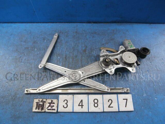 Стеклоподъемный механизм на Toyota Vitz SCP10