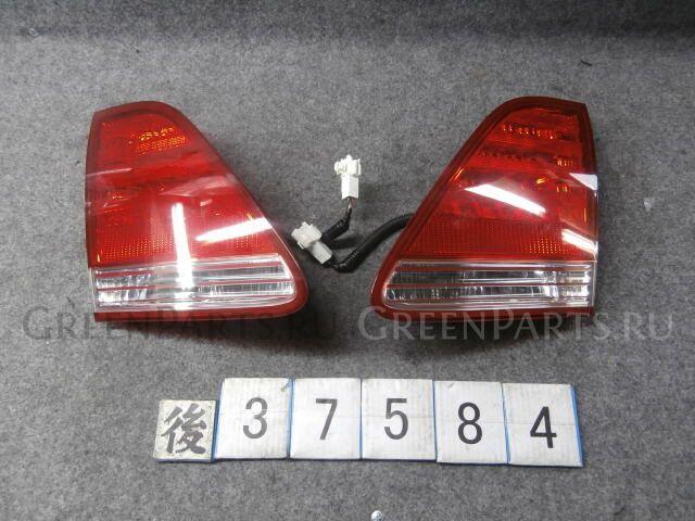 Стоп-планка на Toyota Crown GRS182