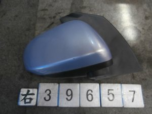 Зеркало двери боковой на Daihatsu MILAAVI L250S