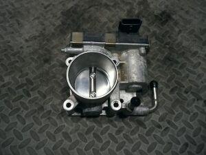 Дроссельная заслонка на Nissan Note HE12 HR12DE
