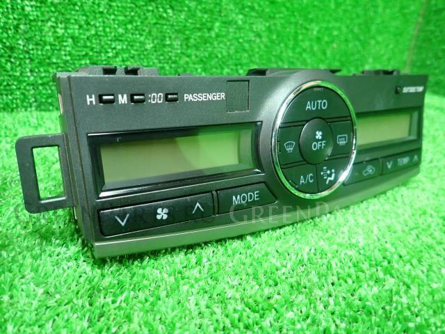 Блок управления климатконтроля на Toyota Allion ZRT260 2ZR-FE