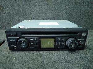 Автомагнитофон на Nissan Note ZE11 HR16DE