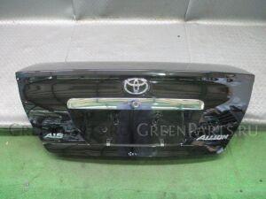 Крышка багажника на Toyota Allion ZZT240 1ZZFE