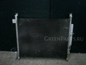 Радиатор кондиционера на Nissan March K13 HR12DE