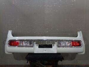 Бампер на Nissan Cube YZ11 HR15DE