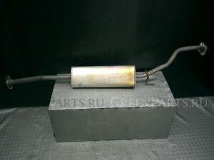 Глушитель на Nissan March AK12 CR12DE