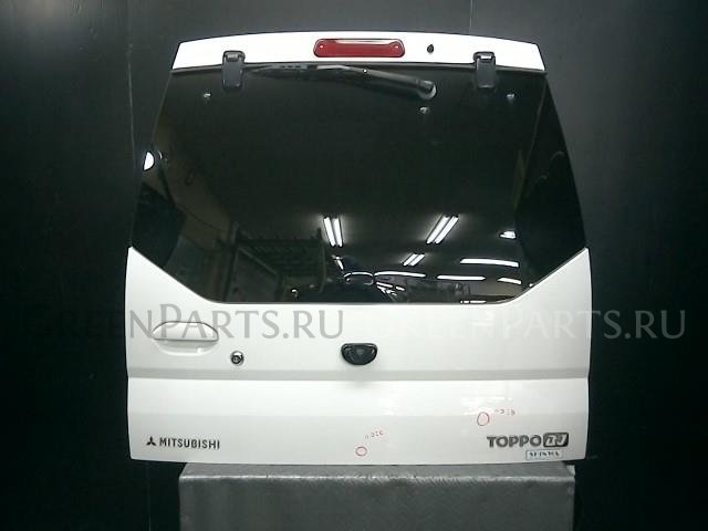 Дверь задняя на MMC;MITSUBISHI Toppo BJ H42A 3G83