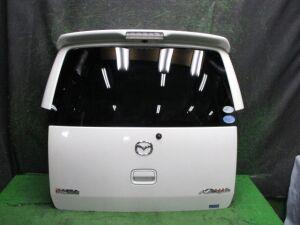 Дверь задняя на Mazda Az-wagon MJ21S