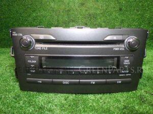 Автомагнитофон на Toyota Auris NZE154H 1NZ-FE