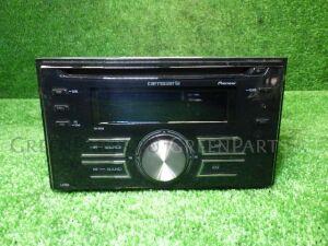 Автомагнитофон на Toyota Corolla Fielder NZE141G 1NZ-FE