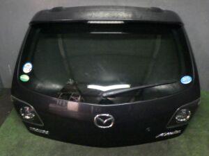 Дверь задняя на Mazda Axela BKEP