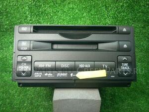 Автомагнитофон на Toyota Crown GWS204 2GR-1KM
