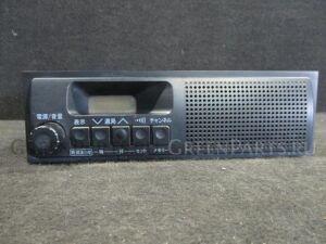 Автомагнитофон на Suzuki Carry DA63T K6A