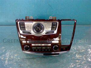 Автомагнитофон на Nissan Elgrand ME51 VQ25DE