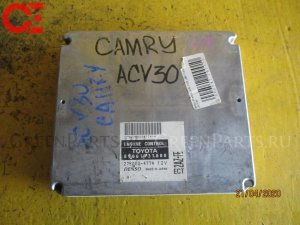Блок управления двигателем на Toyota Camry ACV30 2AZ 89661-3T800