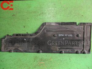 Защита двигателя на Bmw X5 E53 M54B30