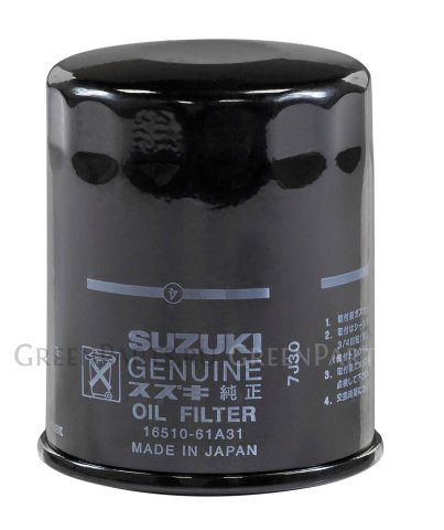 Фильтр масляный на SUZUKI