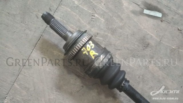 Привод на Honda CR-V RD1 B20B