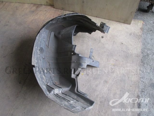 Подкрылок на Subaru Outback BP9 EJ253