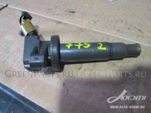 Катушка зажигания на Toyota Allex ZZE124, ZZE122 1ZZ-FE