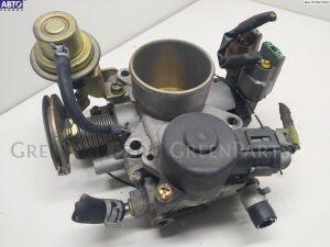 Заслонка дроссельная на Nissan Primera P11 (1999-2002) универсал 1.8л бензин i