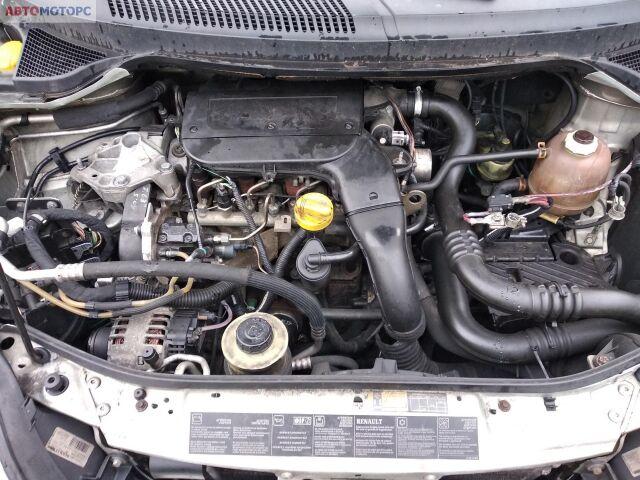 Генератор на Renault Scenic I (1996-2003)